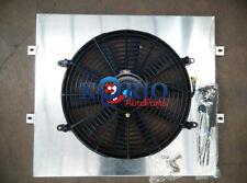 Alloy Shroud + Fan Toyota 4 Runner LN130R 1989-1996 4cyl 2.8L Diesel 1990 1991