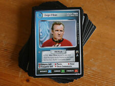 Star Trek CCG Trouble With Tribbles BB 33 Different Rares