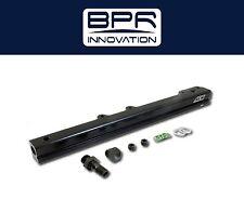 AEM High Volume Fuel Rail. Black. for Acura B18B1, B18C1 & B18C5 25-100BK