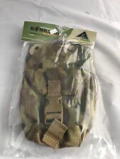 Kombat UK Water bottle & Pouch  BTP camouflage compliments MTP