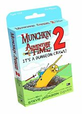 Munchkin Adventure Time 2: It's a Dungeon Crawl! - New