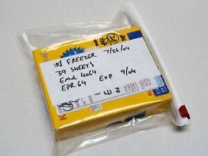 4x5film, Ektachrome 64, Kodak EPR 6117 stored frozen exp 2004