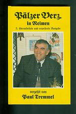 Pälzer windowsPE in psicoattiva Paul Tremmel 1993 poesie in Palatinato lorenese Pfälzisch