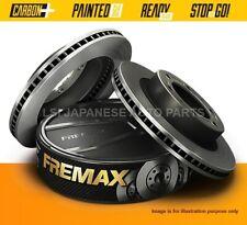 Fremax Front Disc Rotors for Jaguar X-Type X400 2.1 2.5 3.0 01-10