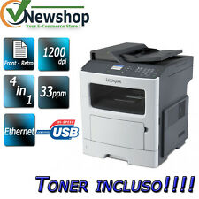MULTIFUNZIONE LASER B/N LEXMARK MX310DN - 35S5755 COPY/SCAN/FAX/PRINTER