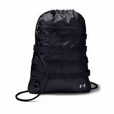 Under Armour Sportstyle Sackpack Black Gym Sac Pochette 1342664 001