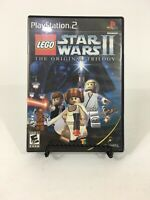 LEGO Star Wars II: The Original Trilogy - Playstation 2 PS2 Game - Complete