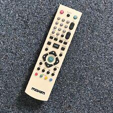 Genuine Original MAXIM 11LCD15DVB LCD TV remote control