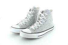 Converse All Star Chuck Taylor Hi Grey Sparkle Knit Gr. 37,5 / 38,5