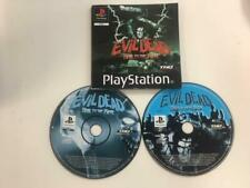Evil Dead Hail To The King - PS1 Playstation 1 - DISC ONLY