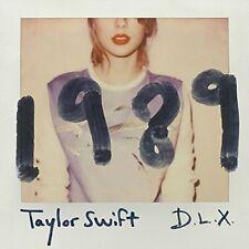 Taylor Swift - 1989-Taylor Swift CD 4yvg free shipping