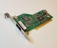 3Com U.S. Robotics Internal PCI Fax Modem AD1807JS (3CP5699A) Free Shipping