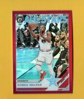 D17655  2019-20 Donruss Optic All Stars Red #5 Kemba Walker