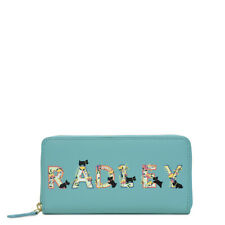 Radley London Springing Into Radley Large Zip Around Purse NEW