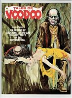Tales of Voodoo Vol. 4 #5 Classic Horror Magazine Eerie Publications 1971