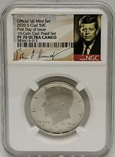 2020 S Proof Kennedy Half Dollar 50c **FREE SHIPPING** IN STOCK