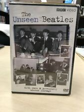 Factory Sealed The Unseen Beatles (DVD) BBC Video 2007