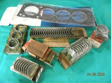 FORD 1600 / 2LTR PINTO ENGINE  ASSORTED BEARINGS.& HEAD GASKET