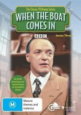 When the Boat Comes in - Series 3 NEW R4 DVD