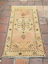 Amazing Vintage Kohtan Turkish Carpet - 6x3 ft