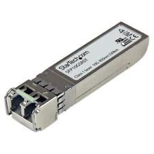 Câbles à fibre optique avec un connecteur SFP