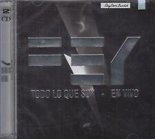 Fey Todo Lo Que Soy En Vivo CD+DVD New Nuevo Sealed