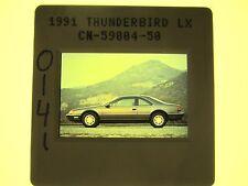 FORD THUNDERBIRD LX - PRESS SLIDE - 1991