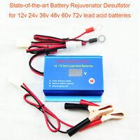 600A Batterie Aktivator, Desulfator-Refresher 12V 24V 36V 48V 60V 72V battery