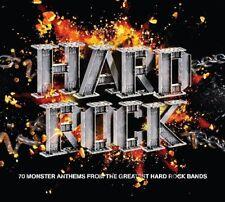 HARD ROCK-BOX - URIAH HEEP/GLEN HUGHES/NAZARETH/SAXON/GILLAN/UFO/+  6 CD NEUF