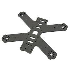 """Lumenier QAV180 4mm Carbon Fiber Main """"Unibody"""" Frame Plate 4163"""