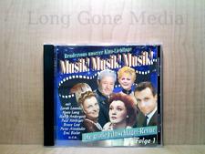 Musik! Musik! Musik! - Folge 1 by Various (CD, 1996, Turicaphon)