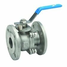 """B15-00076 - Stainless Steel Ball Valve - F langed PN16 - Size 1"""" x Weight"""
