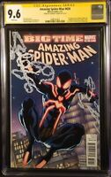 AMAZING SPIDER-MAN #650 CGC SS 9.6 NM+ VENOM CARNAGE STEALTH SUIT MARY JANE GWEN