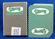 Vintage O Shea's Hotel Casino Vegas deck of playing cards unsealed