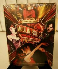 Moulin Rouge (Dvd, 2005, 2-Disc Set, Sensormatic)