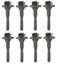 Set of 8 Delphi Direct Ignition Coils for BMW E39 E38 E53 E52 540i 740i X5 Z8 V8