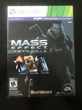 Mass Effect TRILOGIE - Xbox 360