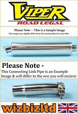 Yamaha YZF600R Thundercat 1996-2004 [Street Exhaust Can and Link Pipe] VEX2183