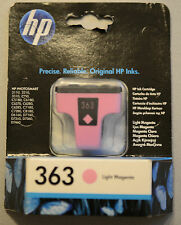 (PRL) HP 363 ORIGINALE CARTUCCIA INCHIOSTRO INK CARTRIDGE LIGHT MAGENTA C8775EE
