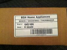 Bosch Range Pc Board 645106 Genuine Oem