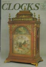 CLOCKS Rober Henderson Scarborough Clockmaker.Dating Brocot Bristol shop HL5.550