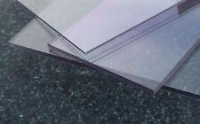Polycarbonat Platte Zuschnitt bruchfest klar, farblos 1000 x 600 x 1 mm