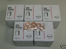 New OEM Nissan Infiniti Oil Filters -5- COUNT