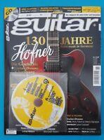 Guitar  mit CD! Nr.210 Ausgabe 11/2017  ungelesen 1A absolut TOP