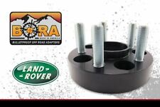 "Range Rover Wheel Spacer Kit - (2) 1.00"" & (2) 1.50"" by BORA Off Road - USA Made"