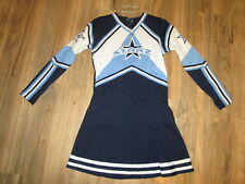 Adult Sz STARZ Cheerleader Uniform Cheer Outfit Costume 36/28 Competition Style