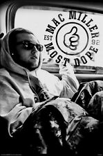 MAC MILLER ~ MOST DOPE 24x36 MUSIC POSTER Rap Hip-Hop NEW/ROLLED!