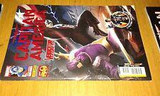 CAPITAN AMERICA  e i VENDICATORI SEGRETI # 13 -2011-MARVEL-PANINI COMICS-WW14
