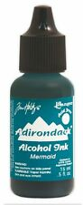 Ranger ADIRONDACK ALCOHOL INK Bottle MERMAID 0.5 fl.oz TAL40729