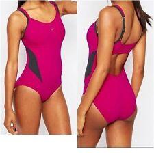 Abbigliamento rosa Arena per il mare e la piscina da donna
